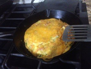 cheesy-omellete