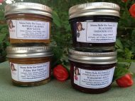 Mama-Bella-Pepper-Jelly-Party-Mix-hot-habanero-sauce_mama-bella-hot-sauce-com_mamabellahotsauce.com